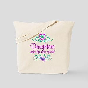 Special Daughter Tote Bag