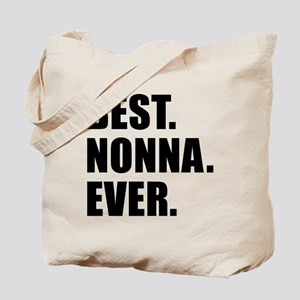 Best Nonna Ever Tote Bag