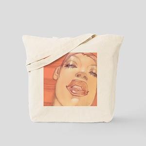 Gloss (canvas tote bag)