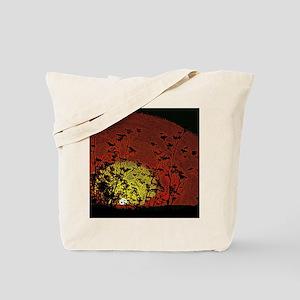 Bloody Sunrise Tote Bag