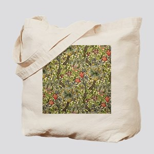Morris Golden Lily Tote Bag