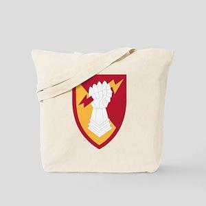 38 Air Defense Artillery Brigade Tote Bag