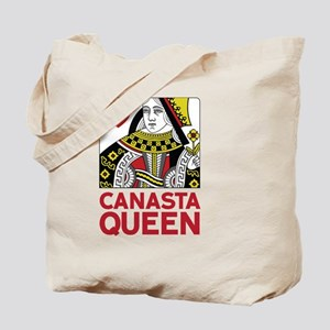 Canasta Queen Tote Bag