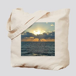 psalm143sq Tote Bag