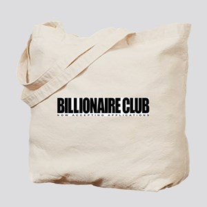 Billonaire Club Tote Bag