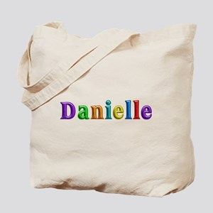 Danielle Shiny Colors Tote Bag