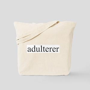 Adulterer Tote Bag