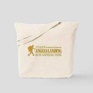 Angels Landing Tote Bag