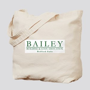 Bailey Bldg & Loan Tote Bag