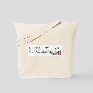Coast Guard Always Tote Bag