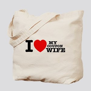 I love my Coupon Wife Tote Bag