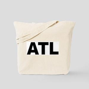 ATL (ATLANTA) Tote Bag