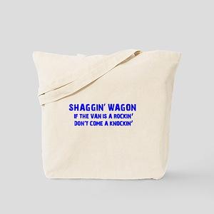 Shaggin Wagon Van Rockin Current Tote Bag