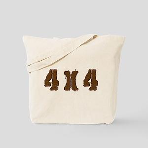 Off Road 4 X 4 Tote Bag