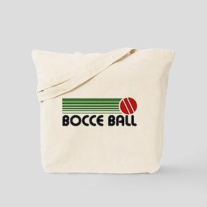 Bocce Ball Tote Bag