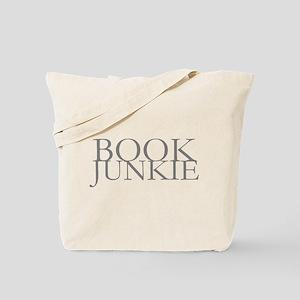 Book Junkie Tote Bag