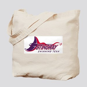 Stingray Swim Team Tote Bag
