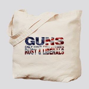GUNS Tote Bag