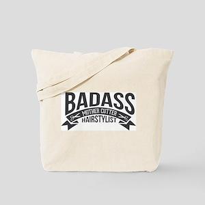 Badass Mother Cutter Tote Bag