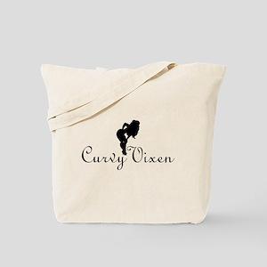 Curvy Vixen (ReDesign) Tote Bag