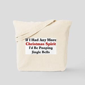 Christmas Spirit Tote Bag