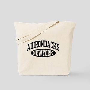 Adirondacks NY Tote Bag