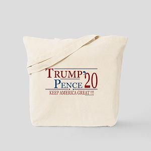 TRUMP | Trump Pence 2020 Keep America Gre Tote Bag