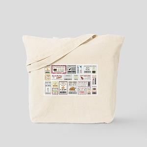 COOL COUPONS Tote Bag