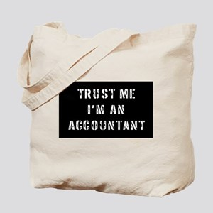 Accountant Gift Tote Bag