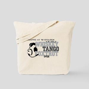 Aviation Humor Tote Bag