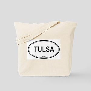 Tulsa (Oklahoma) Tote Bag