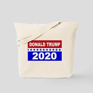 Donald Trump 2020 Tote Bag
