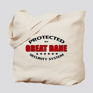 Great Dane Security Tote Bag