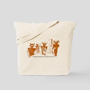 Sego Canyon Glyphs Tote Bag