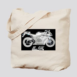 Cbr 1000RR Tote Bag