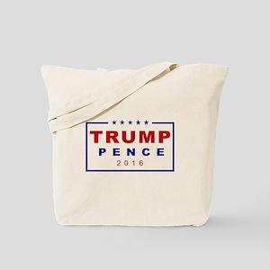 Modern Trump Pence 2016 Tote Bag