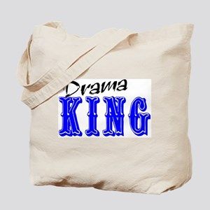Drama King Tote Bag