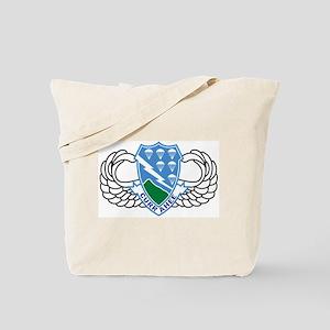 506th Infantry Regiment Tote Bag