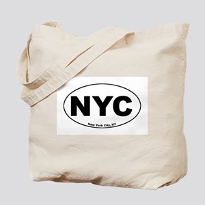 New York City (NYC) Tote Bag