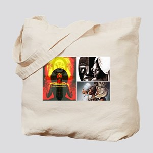 Strong African Women Tote Bag