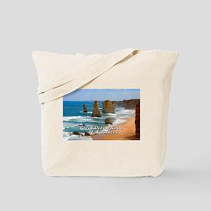 Great Ocean Road and Twelve Apostles Aust Tote Bag
