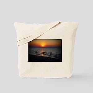 Bat Yam Beach Tote Bag