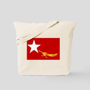 Free Burma Coalition Tote Bag