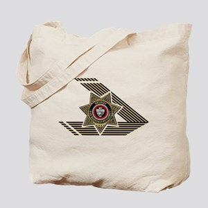 Sheriff San Bernardino Tote Bag