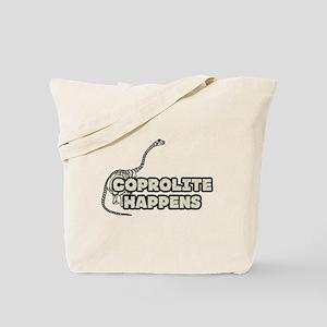 COPROLITE HAPPENS Tote Bag