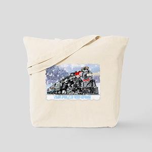 The Polar Express Tote Bag