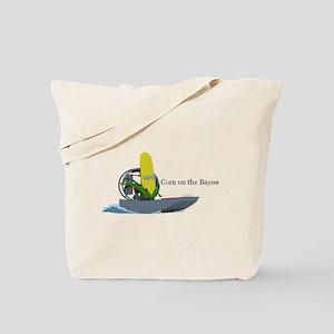 Corn On The Bayou Tote Bag