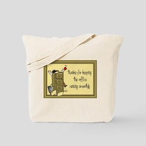 Administrative Professional Appreciation Tote Bag