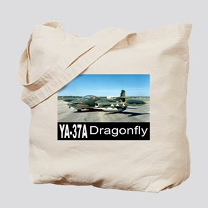 A-37 Dragonfly Tote Bag
