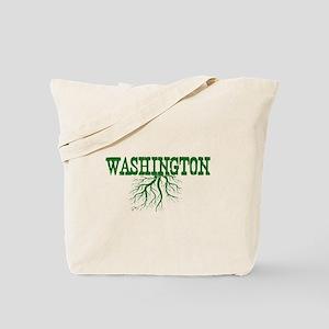 Washington Roots Tote Bag